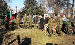 Отдадохме почит на загиналите в Ирак