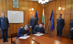 Полковник Валери Ценов е новият командир на Първа зенитно-ракетна бригада
