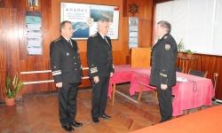 Контраадмирал Петев оцени високо дейността на флотилия бойни и спомагателни кораби