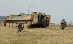 Конкурс за 185 войнишки длъжности в Сухопътните войски