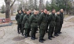 29 български граждани започват военна подготовка в Плевен