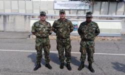 """Трима военнослужещи от състава на Сухопътните войски в строя на """"Достойните българи"""""""