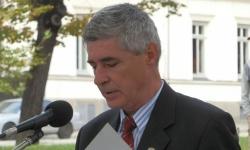 Бригаден генерал от запаса д-р Иван Мечков, председател на СПБ