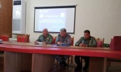 Командирски сбор в 24-та авиобаза – Крумово