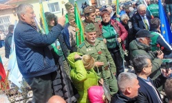 """Шестият национален събор """"Граничарите на България"""" надмина и най-големите очаквания"""