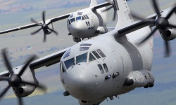 У нас започна курс на Европейската военнотранспортна авиация