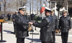 Нов командир на Пункт за базиране – Варна, на ВМС
