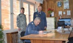Нов командир на Базата за специалана техника в Божурище