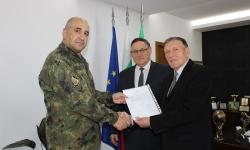 Кметът на Шумен поиска гаранции за бъдещето на военния факултет в града
