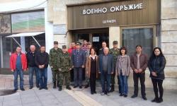 Две изложби в шуменското Военно окръжие