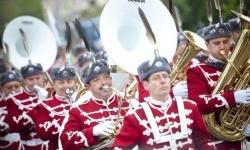Гвардията с музикален парад и концерт на Деня на храбростта и празник на Българската армия