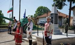 Откриха паметник на загиналите воини от с. Дружево, Община Своге