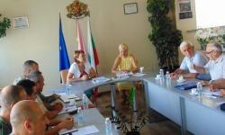 Организираха взаимодействието за Втория национален събор на запасното войнство