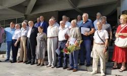 Пловдив уважи генералите Желев и Попов