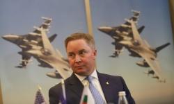Обясниха защо F-16 Block 70 бил най-добрия избор за България