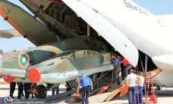 Първият от осемте Су-25 замина за ремонт в Беларус