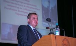 На плещите на българския офицер лежи не само отбраната, но и съществуването на държавата