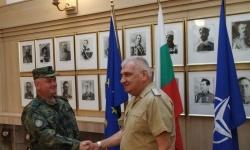 Българският войник е способен на героизъм и в мирно време