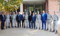 Работи се усилено за откриването на Висшето военновъздушно училище, има доста въпроси за решаване