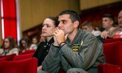 Поколения от Военновъздушните сили се срещнаха преди празника
