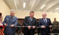 """Въведоха в експлоатация на новия учебен тренажор - симулатор за самолети """"Пилатус"""" РС – 9М"""