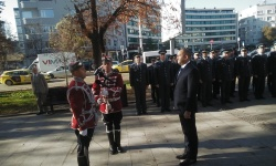 Президентът поздрави Българските ВВС