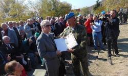 В Страцин отбелязахме 75 години от бойното кръщение на Парашутната ни дружина