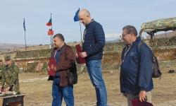 """Асен Бояджиев от БТА най-точен в стрелбата с """"Макаров"""""""