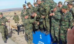 101-ви Алпийски полк спечели военно-приложния многобой за празника на Сухопътни войски