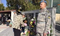 Почетоха паметта на загиналите във войите от с. Върбяне, Община Каспичан