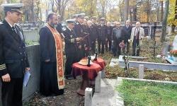 Военните моряци отбелязаха 107 години от първата българска морска победа