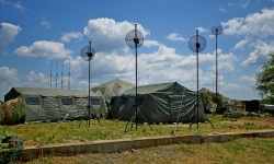 В Сухопътни войски тренираха прикритие на държавната граница