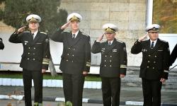 122 години  от създаването на Военноморска база Варна
