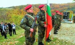 Откриха военен паметник в село Махалата, община Струмяни
