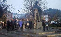 Алпийският полк участва в тържествата за освобожднието на Златоград
