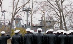 Тържествено отбелязаха 75 години от създаването на Военноморска база - Бургас