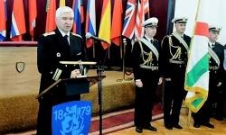 Флотилен адмирал Коста Андреев премина в запаса. На добър път!