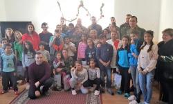 Коледни подаръци за децата лишени от родителски грижи в с. Зелениково