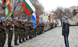 Водосвет на бойните знамена в Кърджали и Пловдив, честване рождението на Христо Ботев