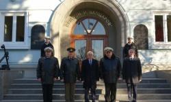 """Висшето военноморско училище """"Никола Йонков Вапцаров"""" отбеляза 139-ата годишнина от основаването си"""