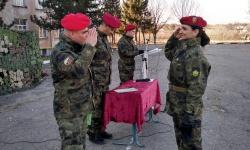 Първи разузнавателен батальон чества своя празник