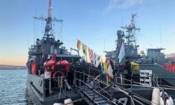 """Базов миночистач """"Шквал"""" служи вече 37 години във ВМС"""