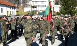 Двадесет и двама новоназначени военнослужещи положиха военна клетва  в 101-ви алпийски полк
