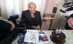 Ветеран от Втората световна война отпразнува  99-и си рожден ден