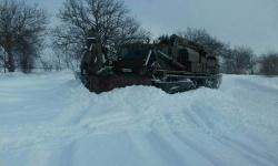 Военнослужещи от Сухопътните войски оказаха помощ на граждани в зимната обстановка