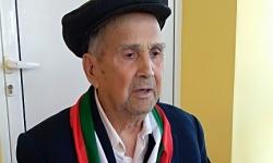 Поздравиха и наградиха 100-годишния ветеран от войната Тодор Шейтанов