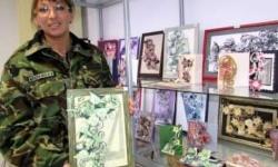 Редник Стефанова организира благотворителна изложба
