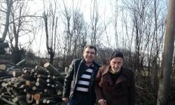 Трима ветерани от област Шумен получиха дърва за огрев