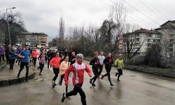 Курсант старшина Милен Симеонов представи достойно  ВВВУ на Национален крос в Троян