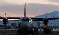 """Със самолет """"Спартан"""" се завърнаха последните 17 курсанти"""